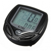 China Wholesale New Wireless Bike Computer LED Odometer Speedometer