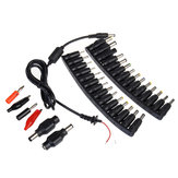 AC DC Jack Connector Set for Laptop Power Adapter Charge Tester