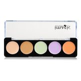 IM 5 Colors Makeup Concealer Palette