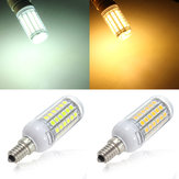 China Wholesale E14 5.5W 828LM 69SMD 5050 LED Power Energy Saving Corn Light Bulb 220V