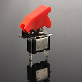 20A 12V Red Car Modification Toggle Switch ON/OFF