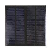 3W 6V Epoxy Solar Panel Solar Cell Panel DIY Solar Charger Panel