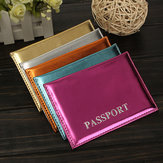 Travel Passport Holder Case Bag Ticket ID Card Cover Protector Cover