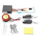 Motorcycle Bike Anti-theft Security Alarm System Remote Control Engine