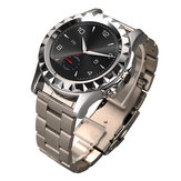 T2 MTK6260 Waterproof Nano-glass Screen Anti-lost Smart Round Watch