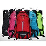 Men Women Outdoor Climb Travel Waterproof Nylon Big Capacity Shoudlers Bag Backpack