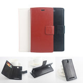Crazy Horse Pattern Leather Stand Case For OUKITEL Original Pure