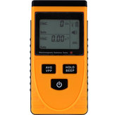 GM3120 Electromagnetic Radiation Detector Tester Phone PC Home Equitment Radiation Monitoring with LCD Display