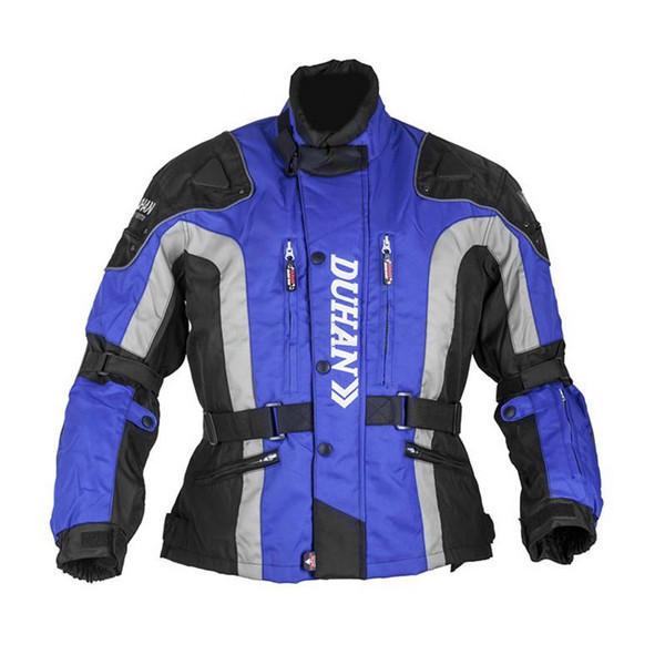 Men Motorcycle Street Bike Racing Jacket