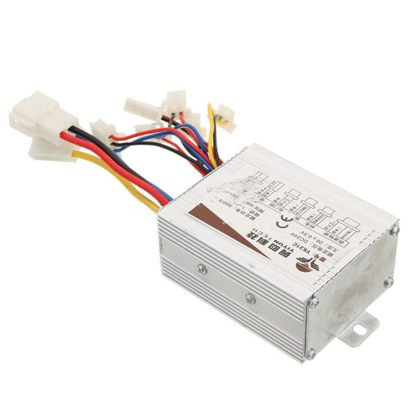 24V 500W Motorcycle Brush Speed Controller