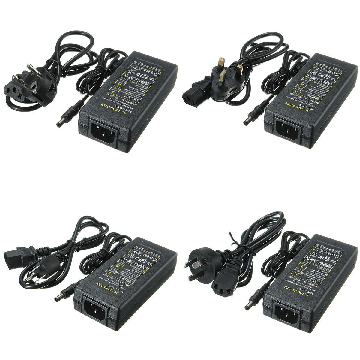 AC100-240V To DC12V 6A 72W Power