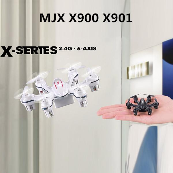 MJX X900 X901 3D Roll 2.4G 6-Axis First Nano Hexacopter