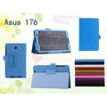 Wholesale Folio PU Leather Folding Stand Case Cover For ASUS FE176 Tablet