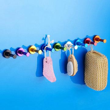 8 couleurs d finir l 39 espace de couleur aluminium crochet cintre d coratif - Couleur de l aluminium ...