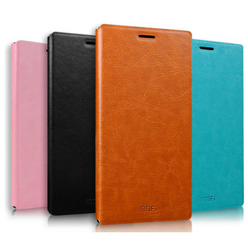 MOFI Rui Series Flip PU Leather Case For Coolpad Dazen X7