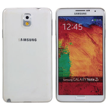 Ultra-thin TPU Protective Case For Samsung NOTE 3 Smart Phone