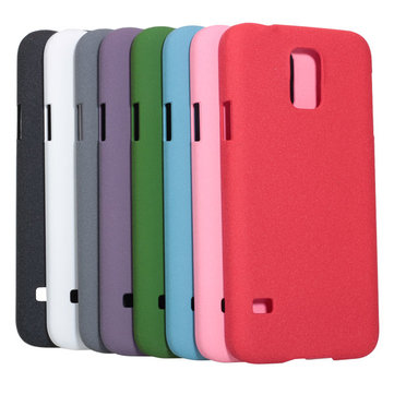 Quicksand Colorful Protective Case For Samsung S5 i9600 Smart Phone