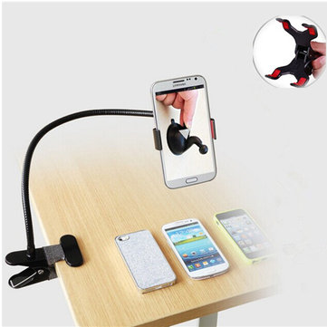 360 Rotating Universal Lazy Bedside Stand Holder For Mobile Phone