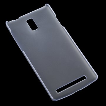Transparent Protective Hard Case For Elephone G5