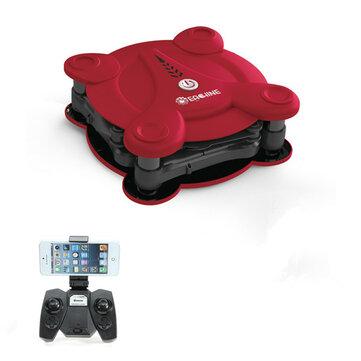 Eachine E55 Mini WiFi FPV Foldable Pocket Drone With High Hold Mode RC Quadcopter