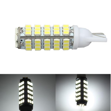 t10 1206 68smd w5w led car interior reading light side wedge lamp marker bulb license plate. Black Bedroom Furniture Sets. Home Design Ideas