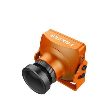 Foxeer Monster V2 2.5mm 1200TVL 1/3 CMOS 16:9 PAL/NTSC IR Block FPV Camera w/ OSD and Audio