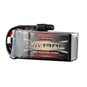Infinity LIHV 1300mAh 4S 15.2V 85C 19.8Wh Lipo Battery for RC Drone FPV Racing