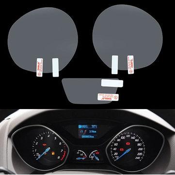 フォードフォーカス2012のための車のダッシュボードの保護フィルム装飾車のステッカー