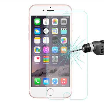 ENKAY 0.26mm 9H Surface Hardness 2.5D Explosion-proof Tempered Glass Protector Film For iPhone 6/6S