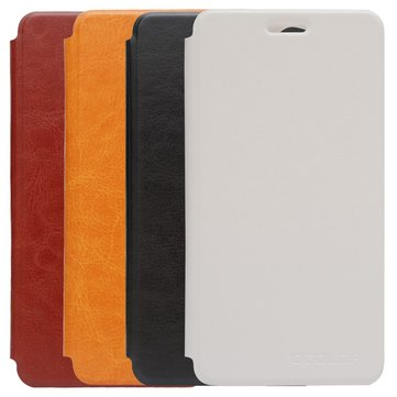 Double Side Open Flip Leather Protective Case FOR CUBOT H1