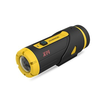 Warrior XM-JPG1-1 Sports Action Camera DV WiFi Waterproof G-Sensor 7 Hours Continuous Recording