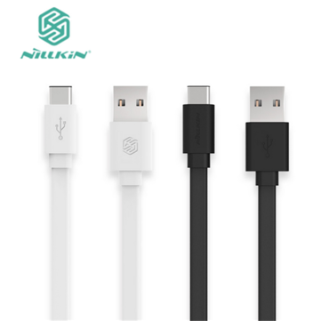 NILLKIN 1.2M 2A USB 3.1 Type-C Male to USB 2.0 Male Data Sync Charging Cable for Nexus 5X 6P OnePlus
