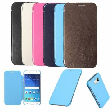 Ultra Slim Luxury Flip PU Leather Cover Case Skin For Samsung Galaxy S6 G9200