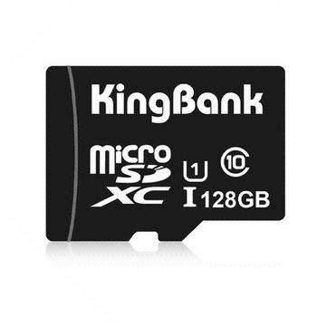 KingBank 128GB Class10 TF Card MicroSDXC Card Memory Card