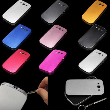 Ultra-thin All Metal Aluminum Case For Samsung Galaxy S3 i9300 i9308