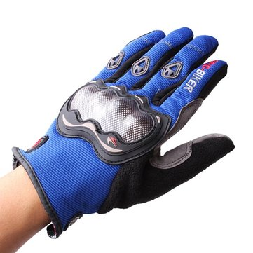 Full Finger Safety Bike Motorcycle Racing Gloves for Pro-biker MCS-01A 935277