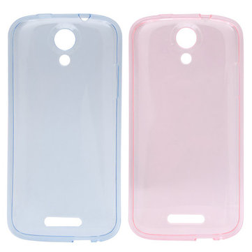 Colorful TPU Soft Protective Back Case Cover For DOOGEE Y100X