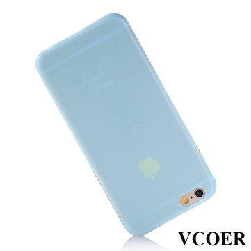 VCOER 0.18mm Ultra Thin Protective Shell Matte and Slip Resistant Case for iPhone 6 6S 6Plus 6S Plus
