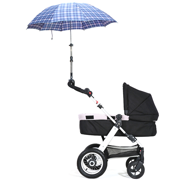 Baby Stroller Adjustable Umbrella Holder Parasol Bracke