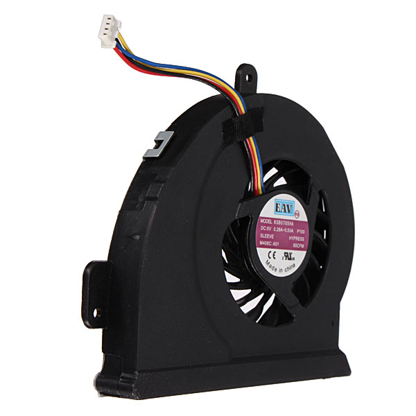 Cpu Cooling Fan for ASUS X54H X54C X54L X54L-BBK4 DC05V