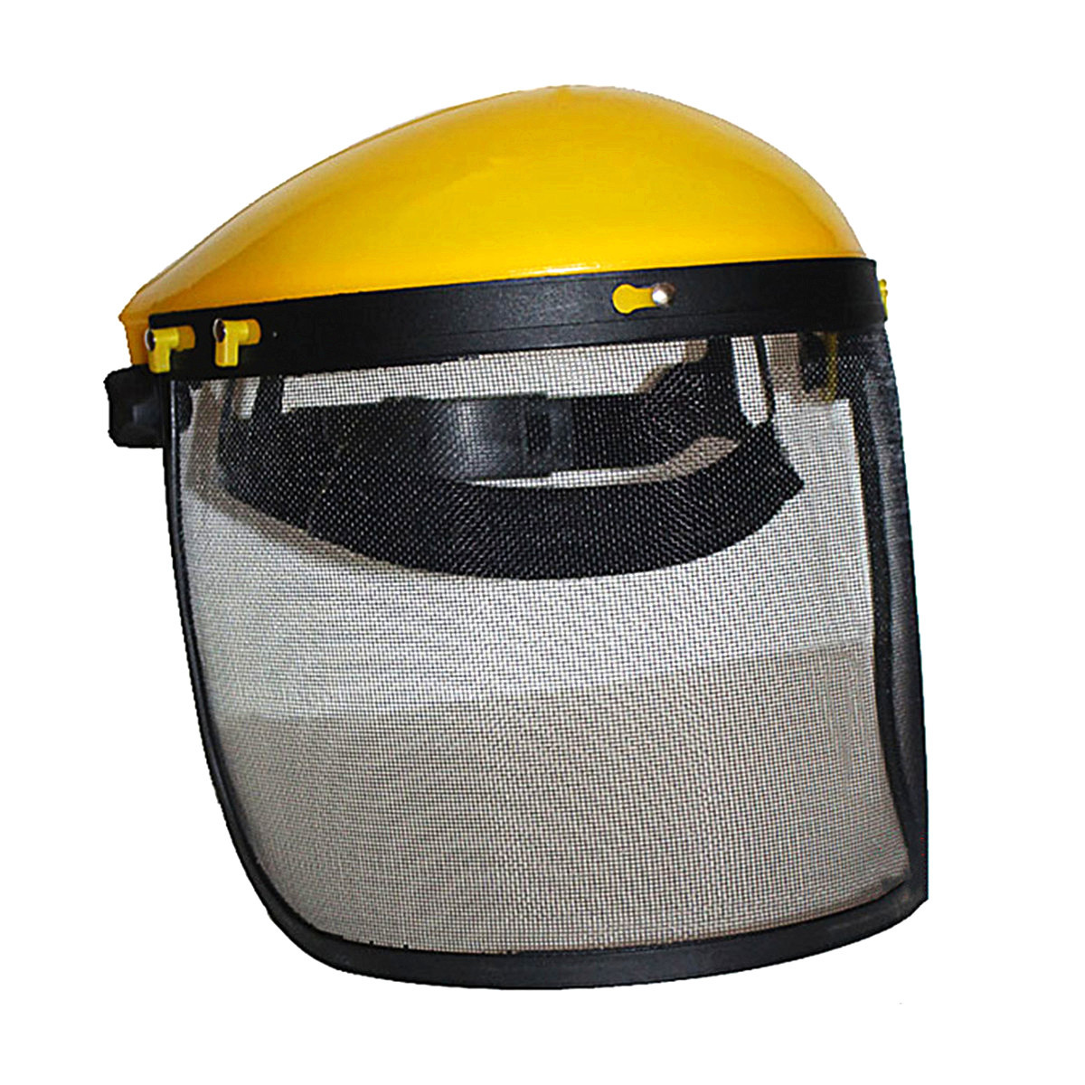 Mesh Chain Saw Safety Helmet Logging Brush Cutter Forestry Visor Hard Hat 5414a2515d23