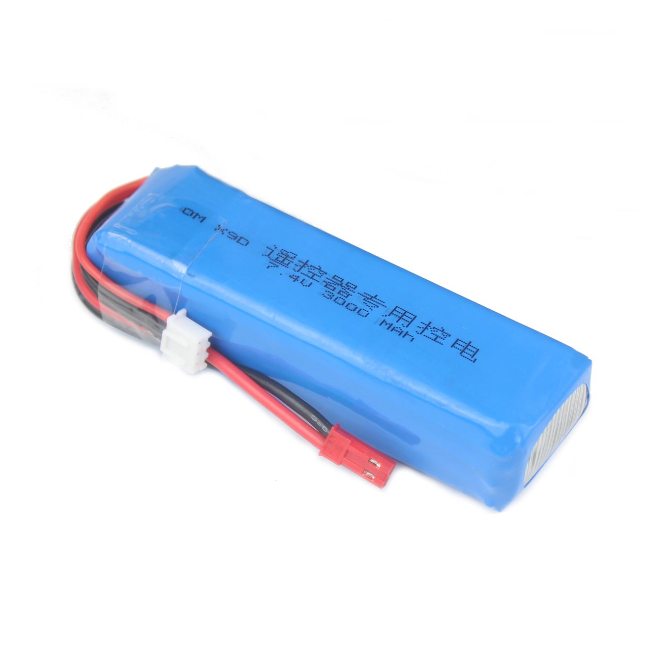 2S 7.4V 3000mAh Upgrade Lipo Battery for Frsky Taranis