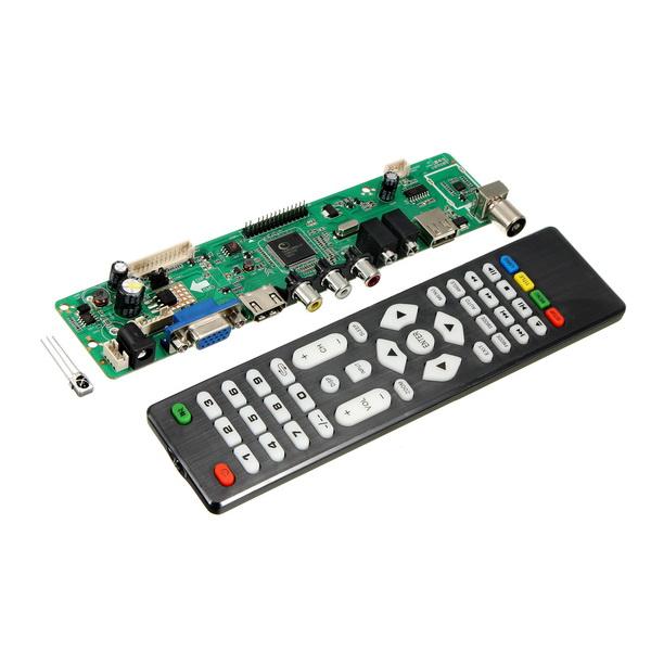 Geekcreit V56 Universal LCD TV Controller Driver Board