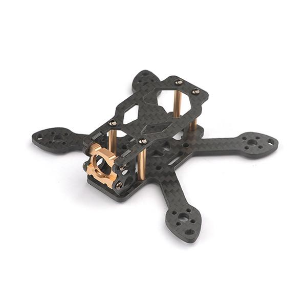 Happymodel Toad90 90mm Micro FPV 3K Carbon Fiber Frame