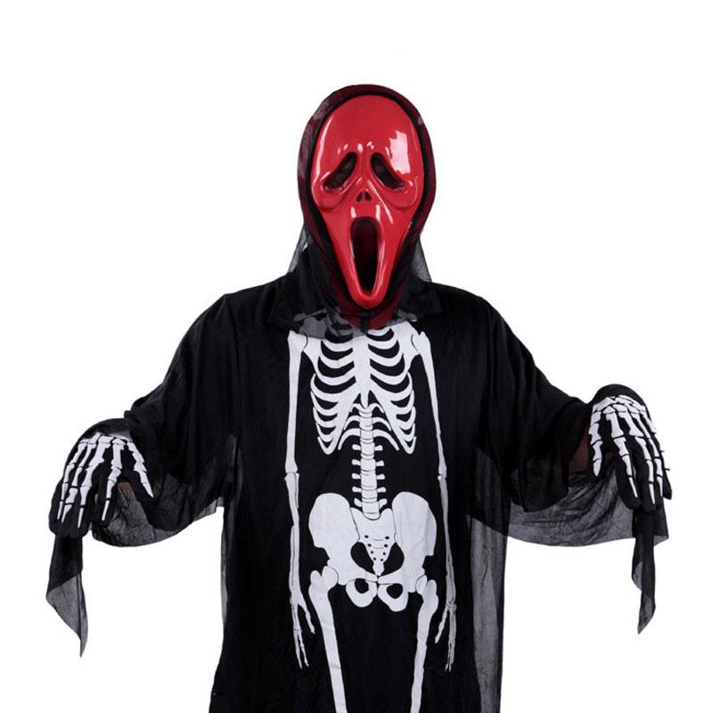 Halloween Costume Ghost Festival Costume Skull Ghost Fe