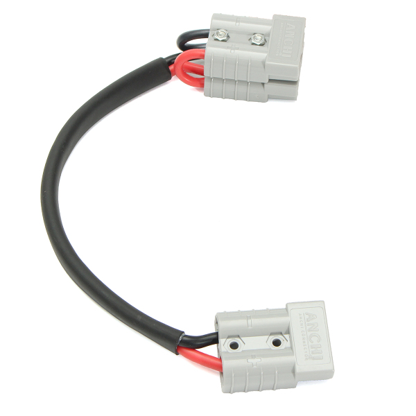12V 50A Anderson Plug Connector Harness Cable Double Ad