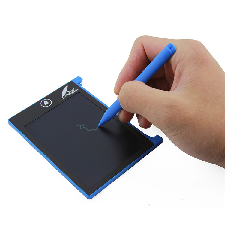 Howshow 4.5 Inch LCD Writing Tablet Digital Drawing Tablet Handwriting Ultra-thin Pad Board With Pen
