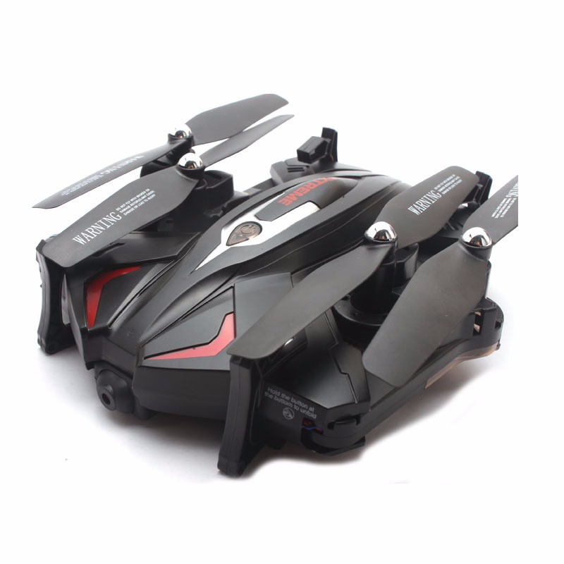 Skytech TK110HW WIFI FPV With 720P HD Camera Foldable 2.4GHz 6 Axis Gyro RC Quadcopter RTF / BNF