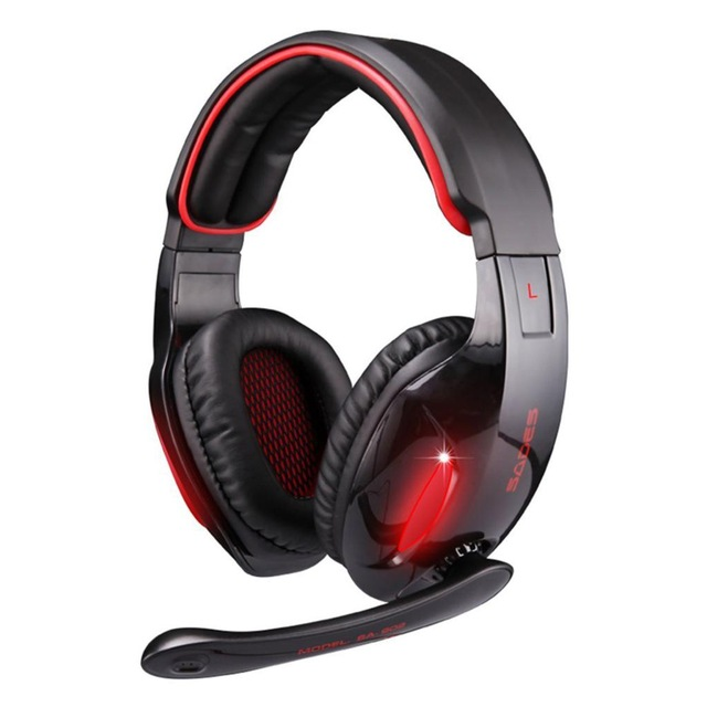 Sades SA-902 USB 7.1 Surround Sound Stereo Gaming Headp
