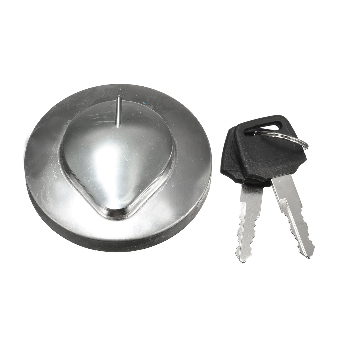 Gas Fuel Tank Cap Cover Lock For YAMAHA V-STAR VIRAGO X